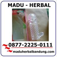 Garut COD 087722250111 Jual Kondom Sambung Berduri logo
