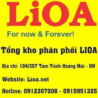 Tổng kho phân phối ổn áp biến áp Lioa Nhật Linh logo