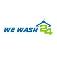 We Wash 24 Laundry Service logo