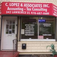 C. Lopez & Associates, Inc. logo