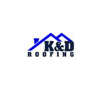 K&D Roofing logo