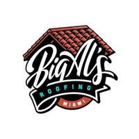 Big Al's Roofing logo