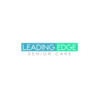 Leading Edge Senior Care logo