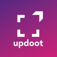 Updoot logo