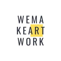 We Make Art Work logo