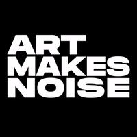 Art Makes Noise logo