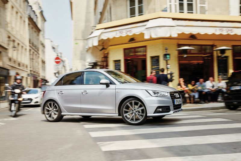 Paris for Audi Magazine