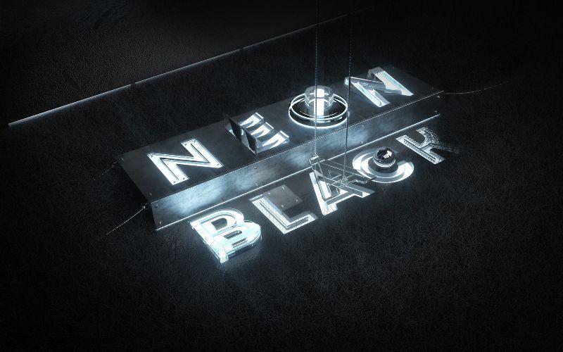 EMI - Neon Black