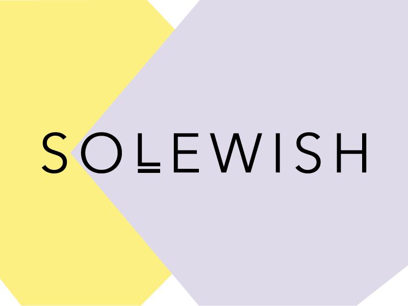 Solewish Brand Identity Design