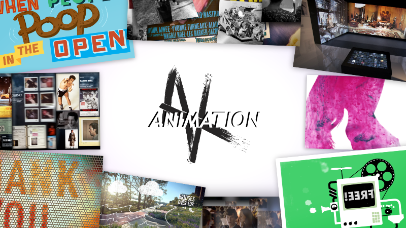 Ak Animation Showreel