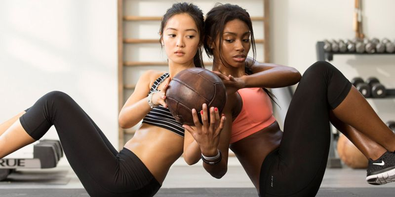 The Nike Training Club