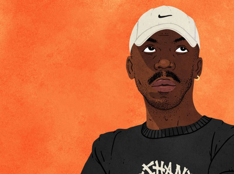 Dean Blunt for The New Yorker