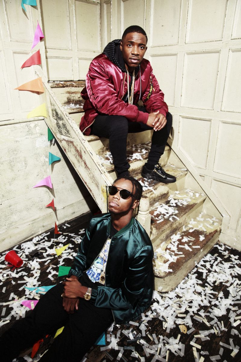 Krept & Konan for FHM Collections