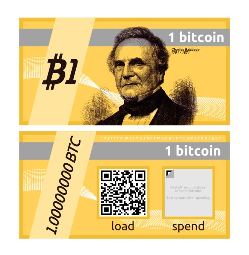 Bitcoin Note