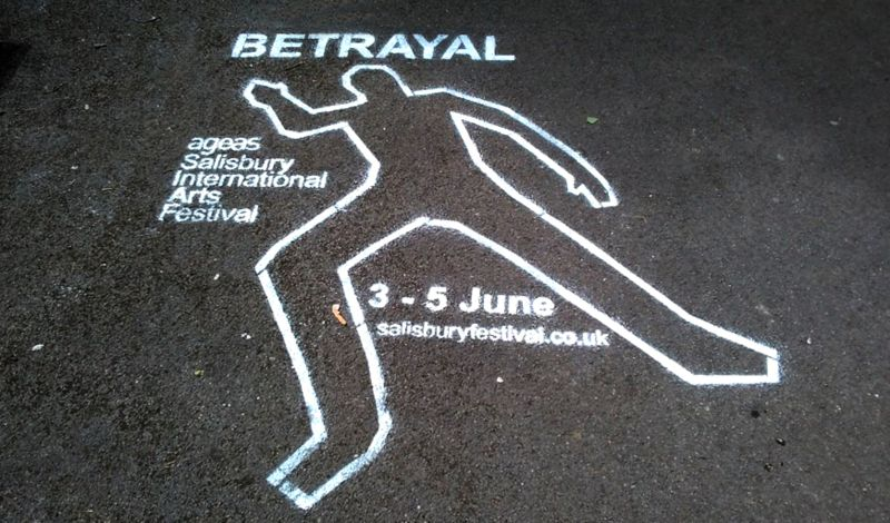 Betrayal Campaign