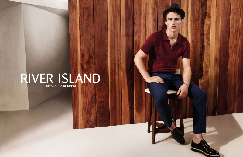 River Island Campaigns AW14 - AW16