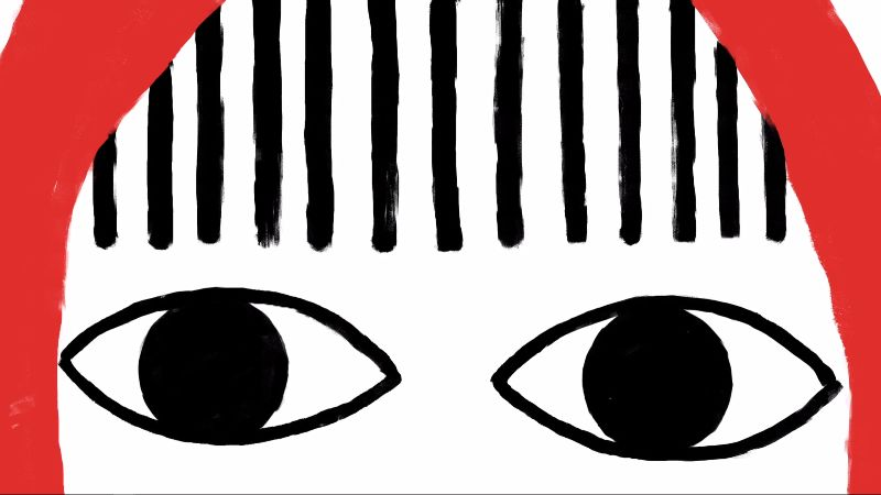 Animated book trailer - Little Red - Two Hoots publishers.