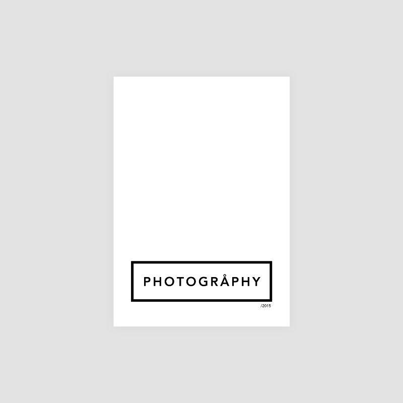 BA Photography Catalogue