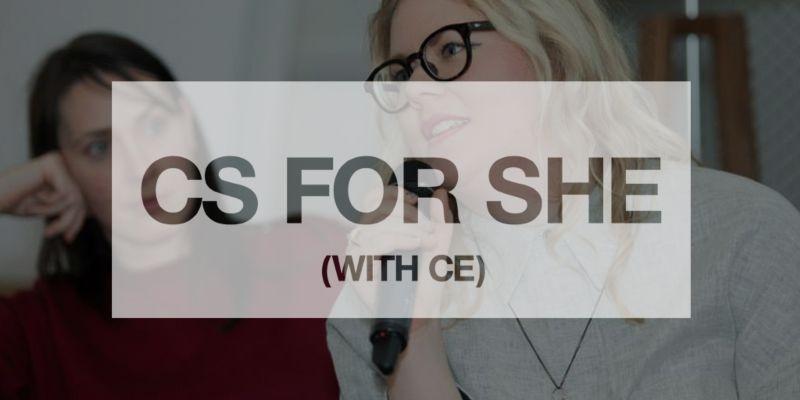 CS for She