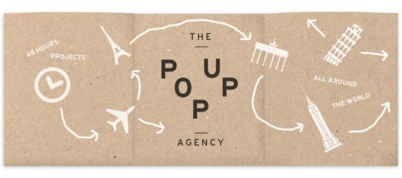 How The Pop Up Agency Came About...