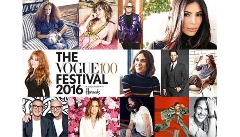 Vogue 100 Festival 2016