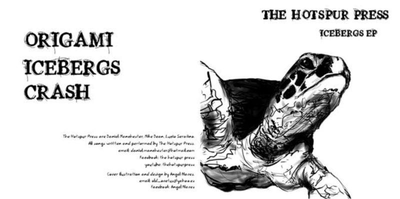 CD Cover illustration&design