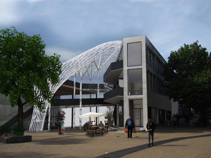 Revitalising Plymouth's City Centre