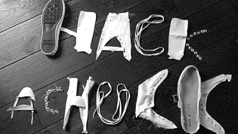 Converse G+ Chuck Hacker
