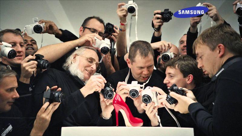 Samsung - We Are David Bailey