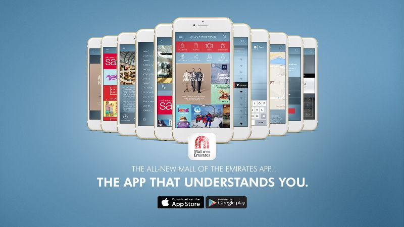 Mall of the Emirates, Dubai - App Explainer Video