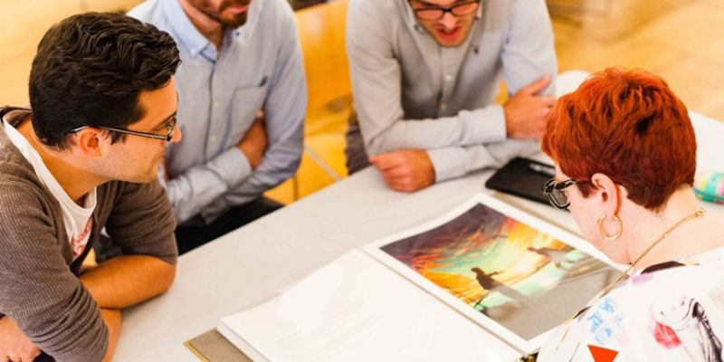 Industry leaders give their top tips on getting ahead as an illustrator