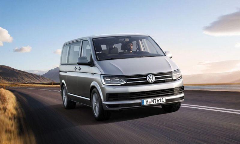 Volkswagen Transporter Launch
