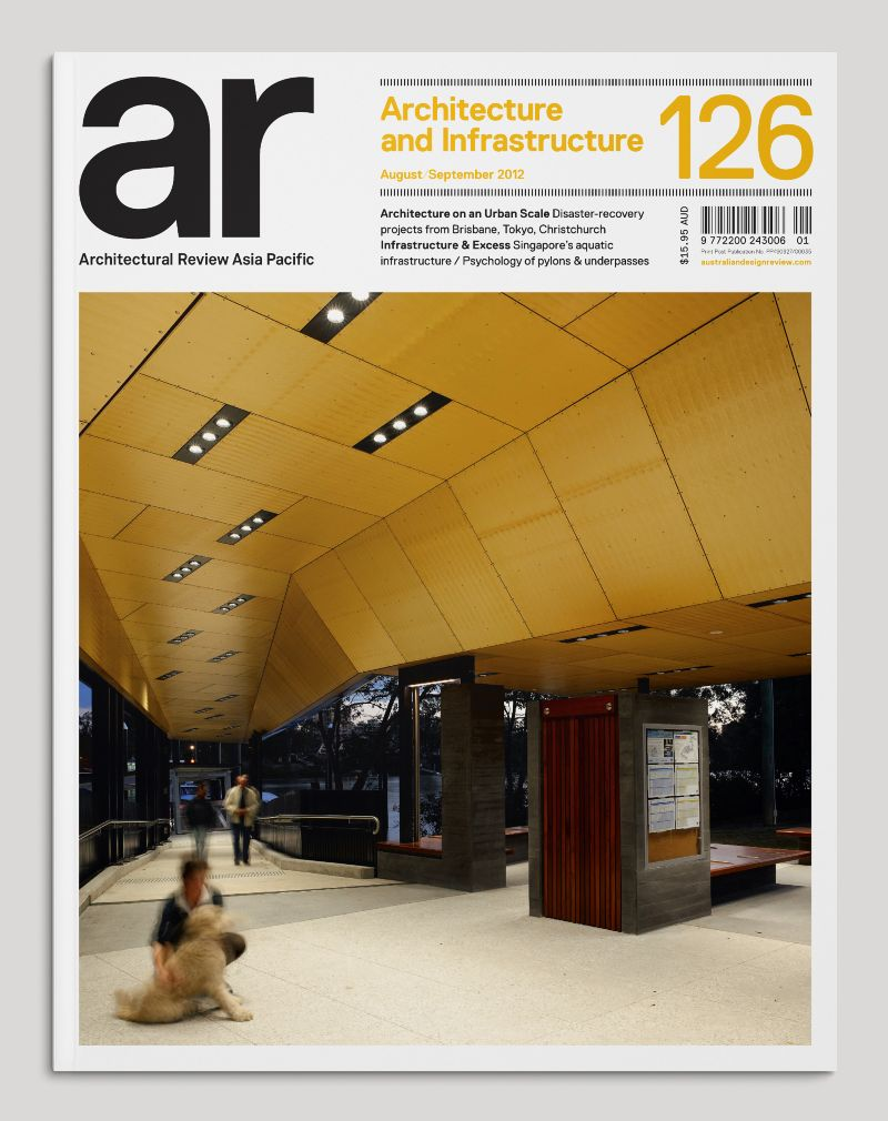 Architectural Review Asia Pacific, Issue 126