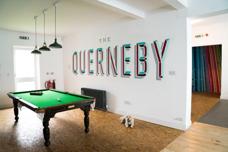 Alex Fowkes for Querneby