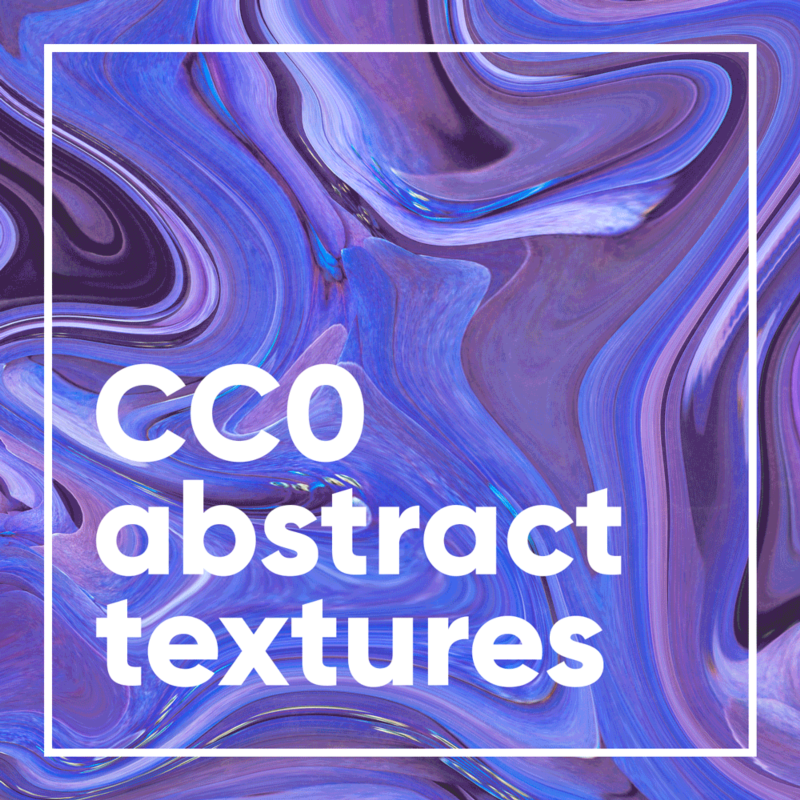 CC0 abstract textures