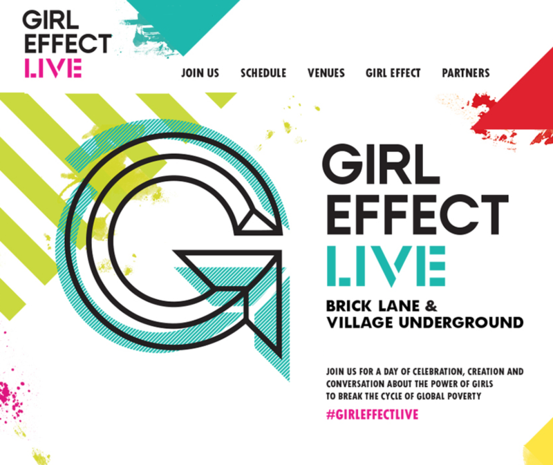 Nike Foundation | Girl Effect Live