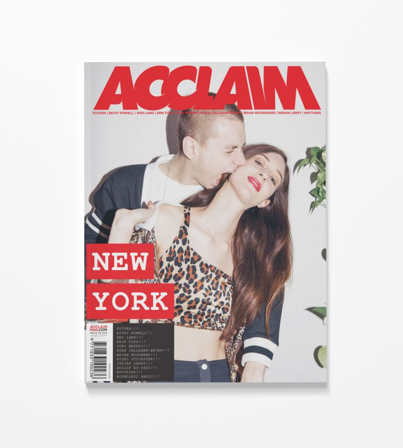 ACCLAIM No. 23
