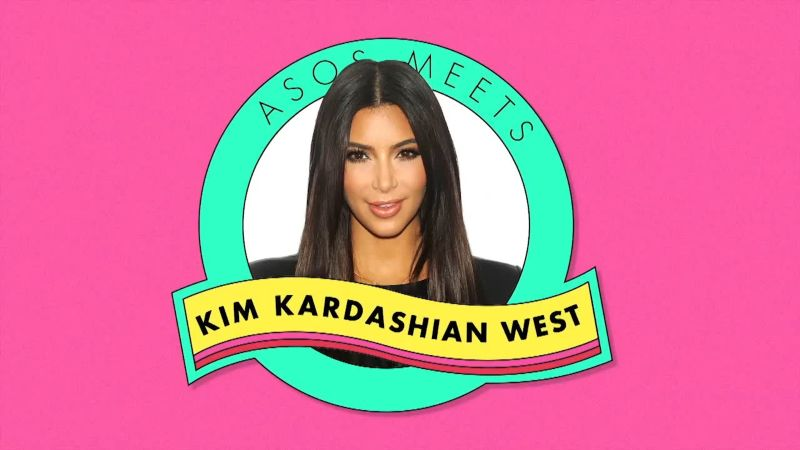 Kim Kardashian West interview on fashion and beauty | ASOS Meets