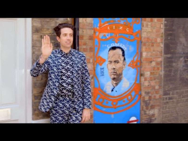 Grimmy / Nick Grimshaw Interview and photo shoot | ASOS Meets
