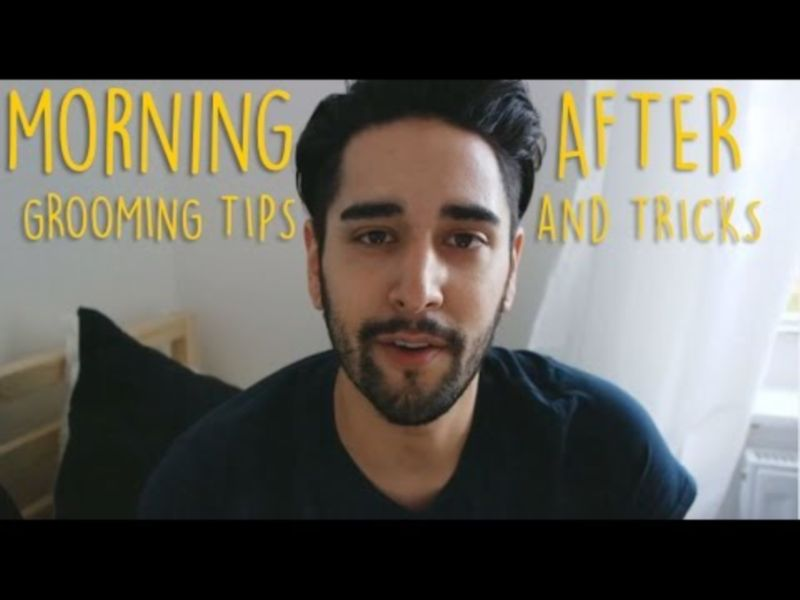 Morning after grooming tips and tricks | James | ASOS Stylist