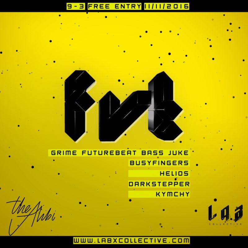 Promotional material for Novembers FVT