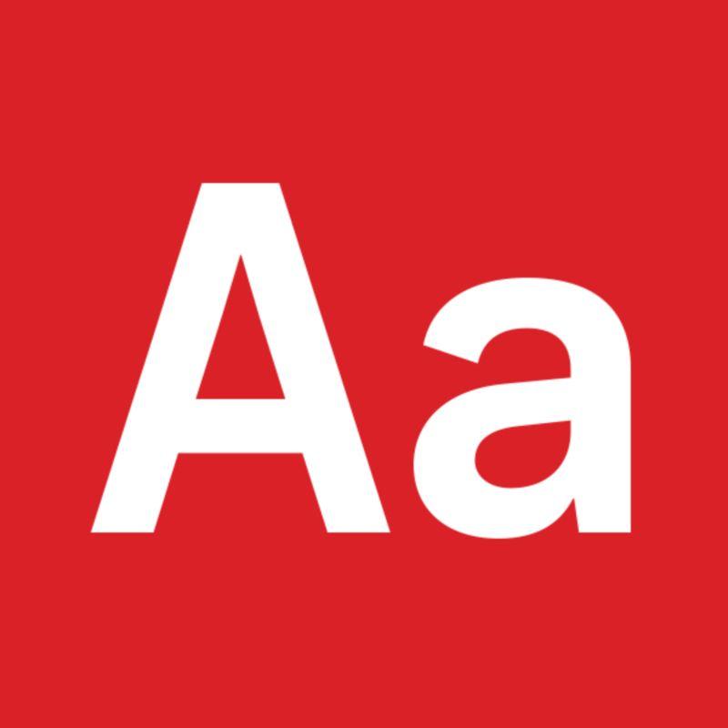 PTV Network Sans Typeface