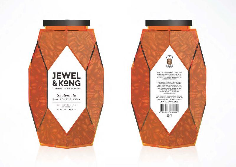 Jewel & Kong Coffee