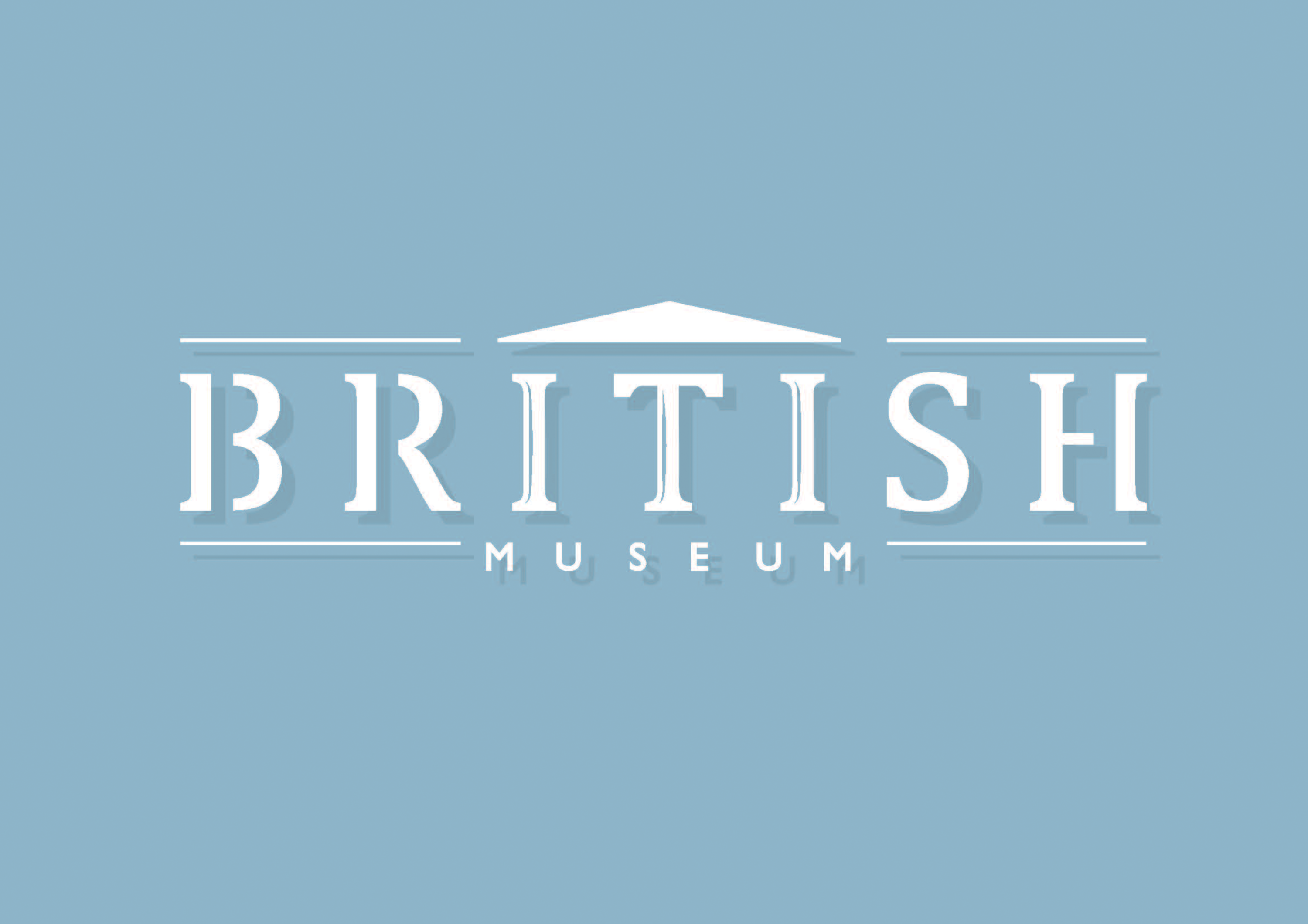 British Museum Concept Re-Brand | The Dots