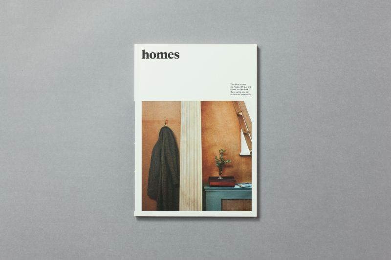 Homes magazine