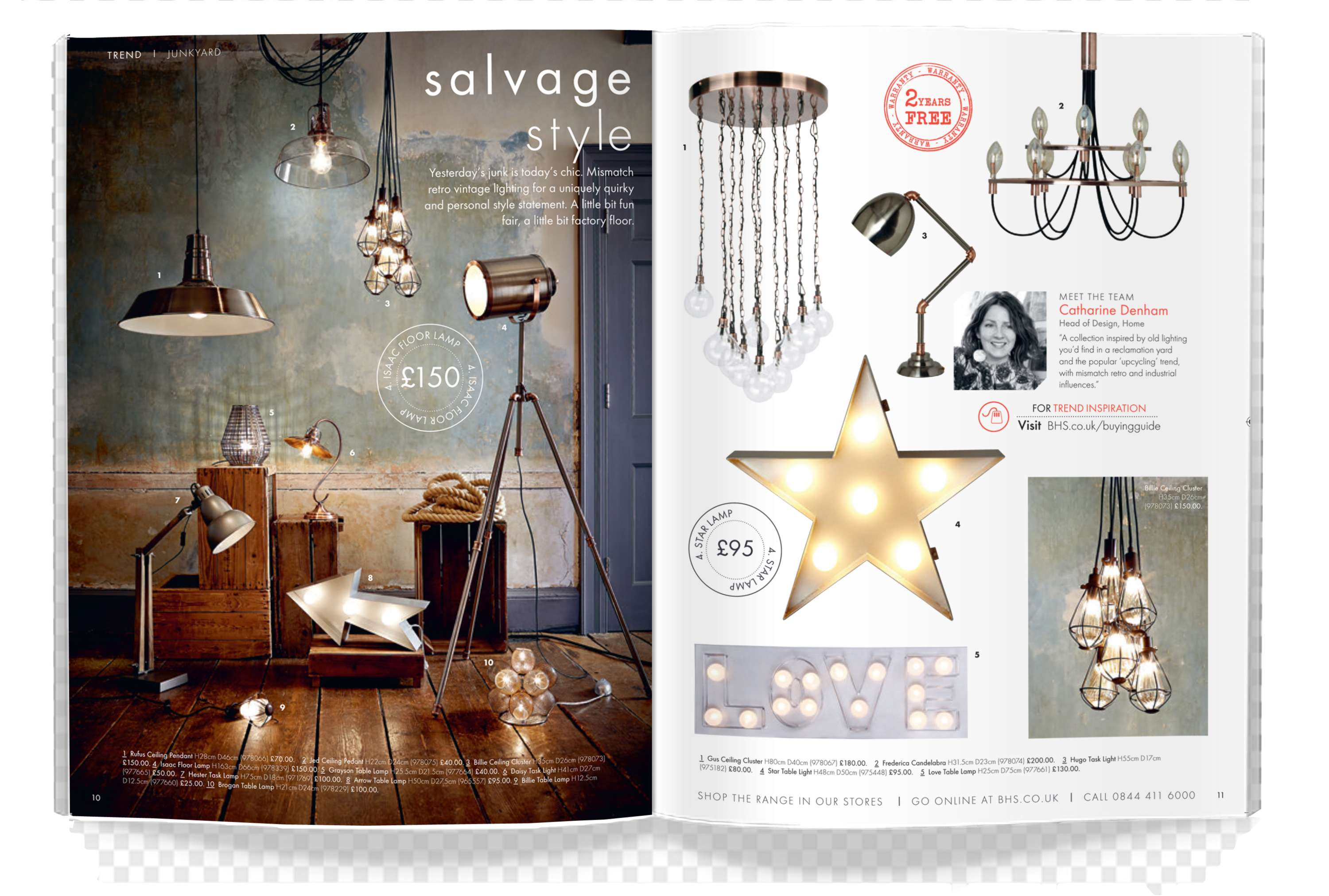 Unique British Home Stores Lighting Chandeliers Collection - Home ...