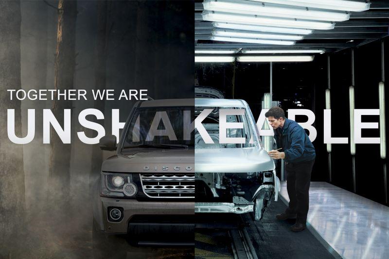 Jaguar Land Rover - Together We Are