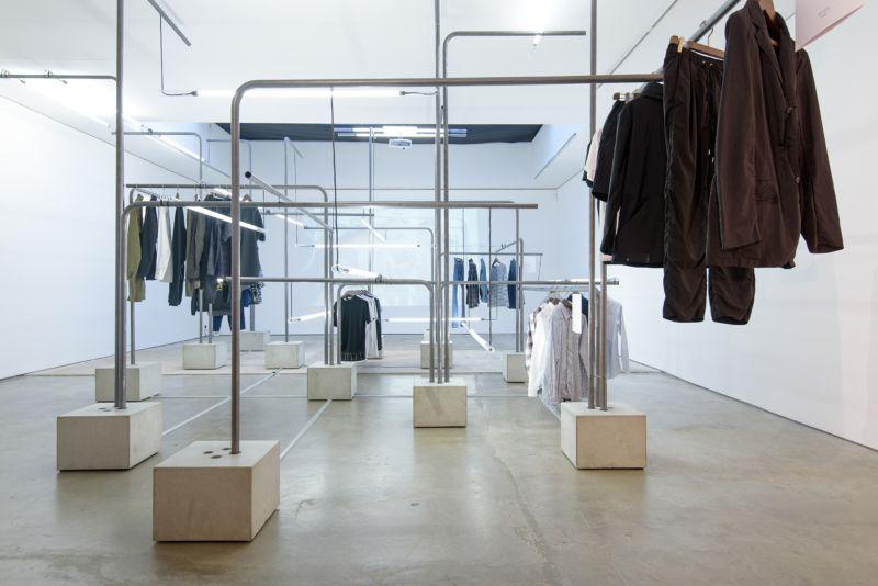 MR PORTER x BEAMS - Exhibition Design