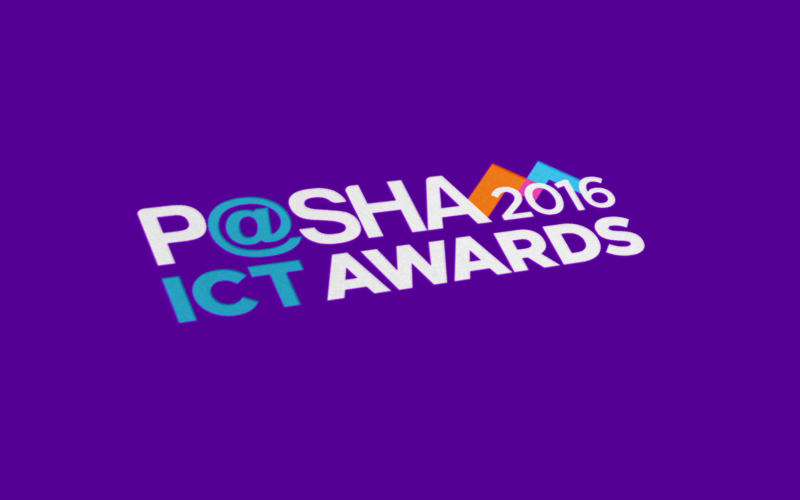 P@SHA ICT AWARDS | Branding