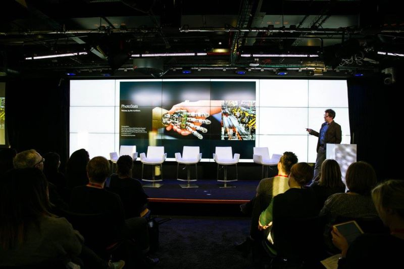 REMIX London Summit 2017, Google HQ & Ace Hotel Shoreditch, Jan 18-19 - Culture, Tech & Entrepreneurship